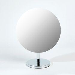 루나 실버메탈 원형 거울 22