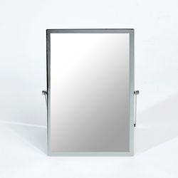 루나 실버메탈 직사각 거울