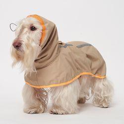 Gold Kiwi Rain Coat 소형견 - S M Size