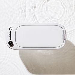 풀셋 가정용 UV살균 초음파세척기 안경세척기 45W 고출력 KL0601