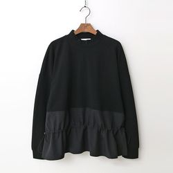Neko Peplum Sweatshirt