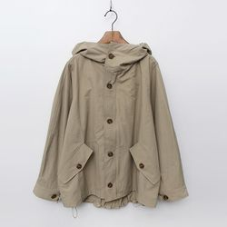 Hooded Utility Jumper