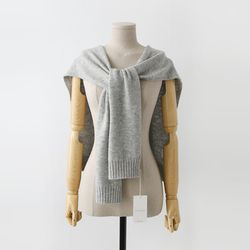 Cashmere Wool Chale Shawl