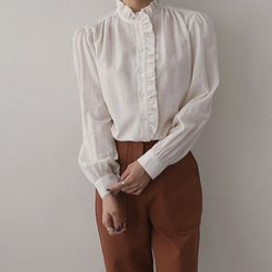 N Pure Frill Blouse