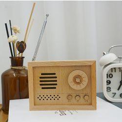 우드 라디오 오르골