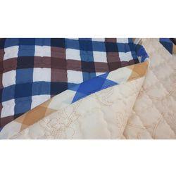 클라모프 미끄럼 방지 사각 침대 패드