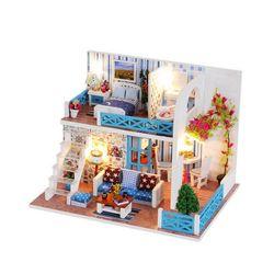 [adico]DIY 미니어처 하우스 - 로즈 하우스