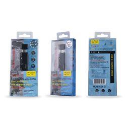 USB 3.1 C타입 카드 리더기 (TC-301)