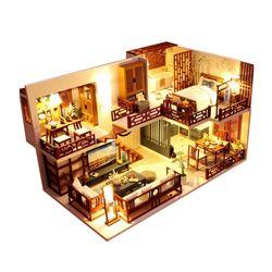 [adico]DIY 미니어처 하우스 - 호텔 차이나