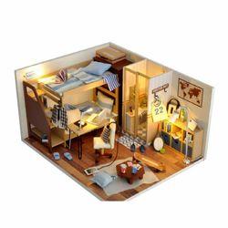 [adico]DIY 미니어처 하우스 - 소년의 방