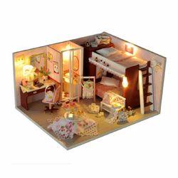 [adico]DIY 미니어처 하우스 - 소녀의 방