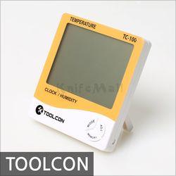 툴콘 디지털 온습도계 TC-100  디지털온도계