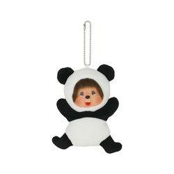 Sprawl Monchhichi Panda Flat Mascot