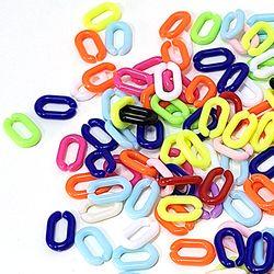 [탑키드] 컬러 토이체인B (30g 약 150개)