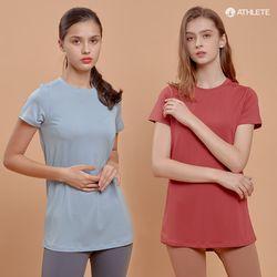 초경량 자연스러운 실루엣 HRT52 마릴린 티셔츠