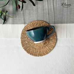 머그컵(코랄블루)