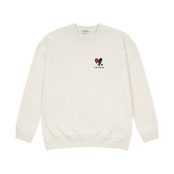 Heart Mini Logo MTM (cream)