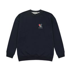 Heart Mini Logo MTM (navy)