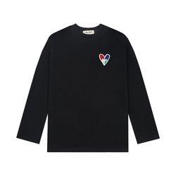 Heart Long Sleeve (black)