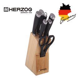 헤르조그 스테인레스 칼블럭 8종세트 MCHZ-K08