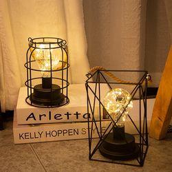인블룸 심플 북유럽풍 바 카페 장식 LED등 2종