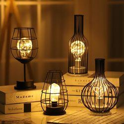 인블룸 심플 북유럽풍 바 카페 장식 LED등 4종