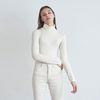 20FW wool pola T-shirt - ivory