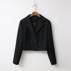 N Modern Crop Jacket