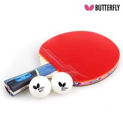 BUTTERFLY  탁구라켓 티모볼2000 (쉐이크)