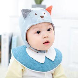 다이아 퀄팅 넥카라 유아 바나나빕(원사이즈) 204216