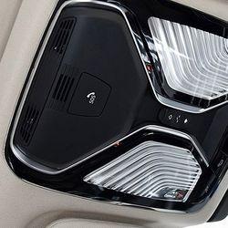 본오토파츠 BMW G30 5시리즈 실내등 프레임 실버 몰딩