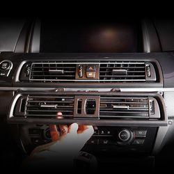 본오토파츠 BMW F10 5시리즈 실내 에어컨 중앙센터 송풍구 블랙
