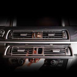 본오토파츠 BMW F10 5시리즈 실내에어컨 중앙센터 송풍구 풀크롬