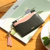 [OSTXONU] Dear you card wallet(black-pink)