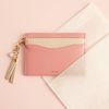 [OSTXONU] Dear you card wallet(pink-ivory)
