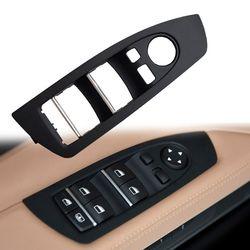 BMW F01 F02 7시리즈 운전석 윈도우 스위치 프레임 부품