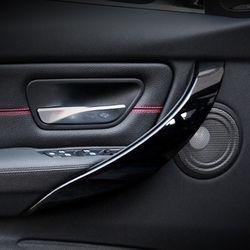 본오토파츠 BMW F30 3시리즈 실내손잡이 아우터 부품 피아노블랙