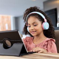 삼성공식파트너 JBL JR300BT 블루투스 헤드셋 어린이 청력보호