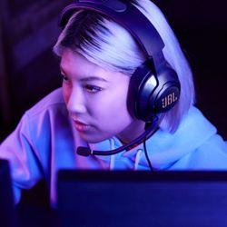 삼성공식파트너 JBL QUANTUM 400 퀀텀 7.1채널 게이밍 헤드셋