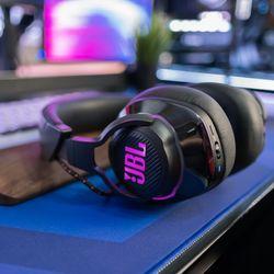 삼성공식 JBL QUANTUM 800 퀀텀 7.1채널 무선 게이밍 헤드셋
