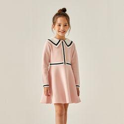 #핑크단정애리 스웨터원피스 RGOK20W1P_핑크
