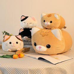 모찌모찌 만두 고양이 커플세트