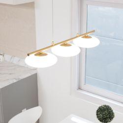 LED 루아모 3등 펜던트조명 30W