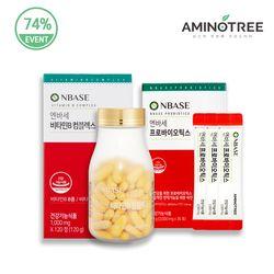[무료배송] [면역력세트] 엔바세 프로바이오틱스 + 비타민B컴플렉스