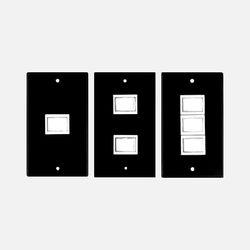 VONO보노 레트로 대각 스위치 블랙 3종(1개용)