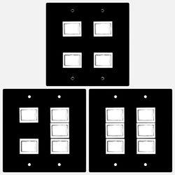 VONO보노 레트로 대각 스위치 블랙 3종(2개용)