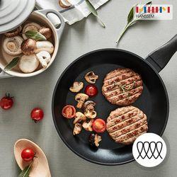 [한샘] 키친 베이직 인덕션 후라이팬 24cm