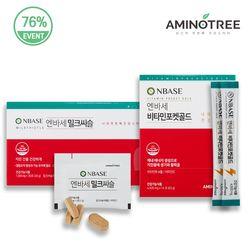 [무료배송] [열정세트] 엔바세 비타민포켓골드 + 밀크씨슬