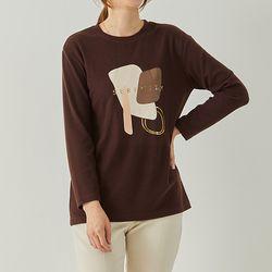 골드라떼 티셔츠 DALA20T31