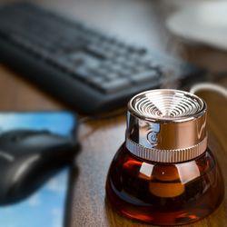 미니렌즈 차량 휴대용 탁상용 가정용 USB가습기